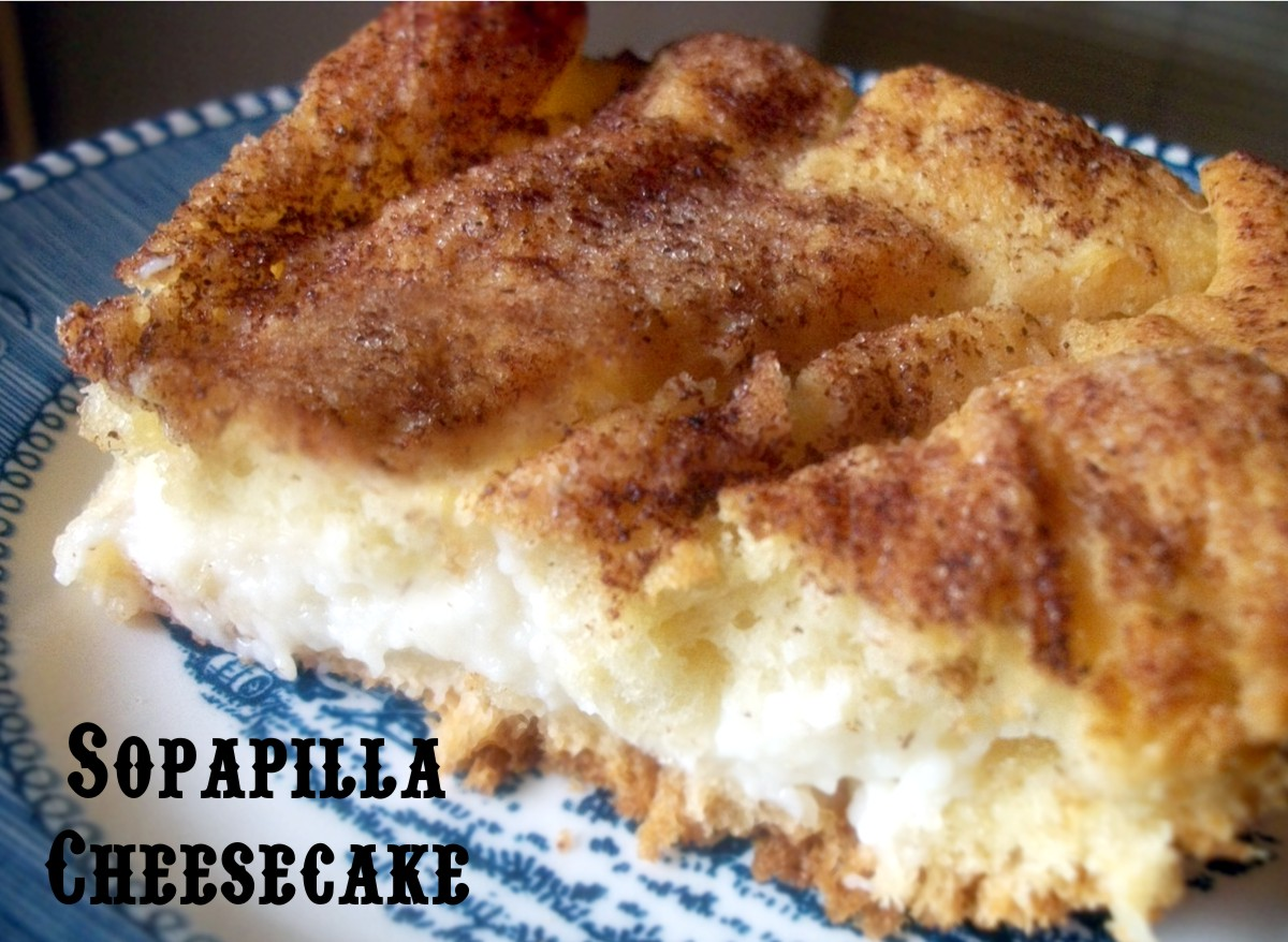 Sopapilla Cheesecake | Heart of a Country Home