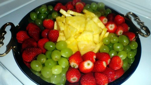 chick fil a fruit tray healthy fruit dip recipe cream cheese