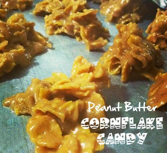 Paleo Cornflake Candy
