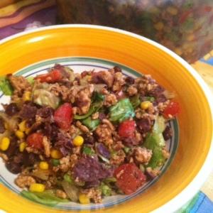 taco salad crunch