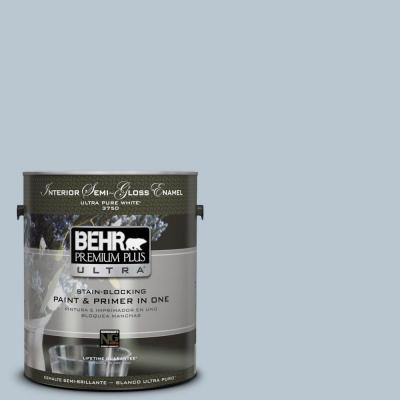 Behr s silver strand paint heart of a country home - Behr kitchen paint ...